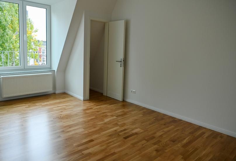 2 rooms with roof terrace - 54 qm
