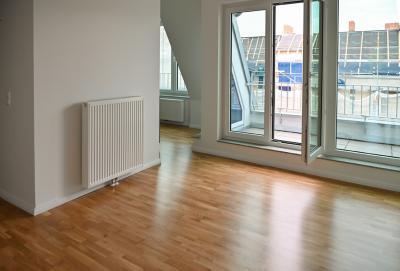 2 rooms with roof terrace - 40 qm